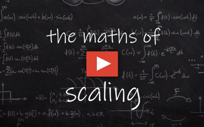 The maths behind scaling