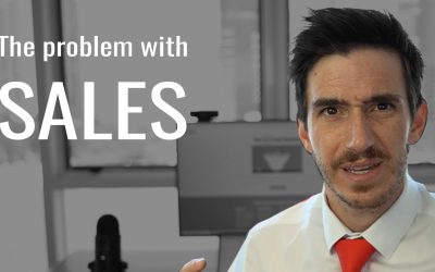 The problem with sales